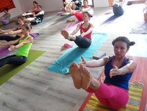 28 días profesorado de yoga Ashtanga de 200 horas en Phuket, Tailandia