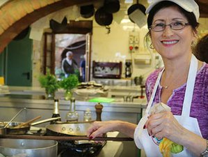 7 Day Memorable Cooking Vacation in Tuscany, Montefollonico