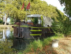 7 Day Luxe Cooking Holidays on Premium Barge in Toulouse, Southwest France
