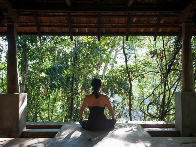4 Days Yoga Retreat in Sri Lanka