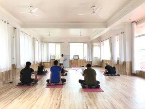 22 Days 200-Hour Hatha and Ashatanga Vinyasa Yoga Teacher Training in Dharamshala, India