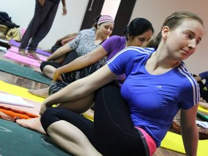 24 Days 200-Hour Yoga Teacher Training in Hyderabad, India