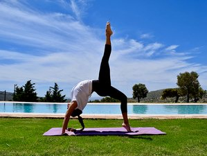 7 Day Wellness, Yoga, and Pilates Holiday in Anavissos, Attica