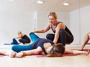 3 Day Somatics Training Retreat for Yoga Teachers with Charlotte Watts at Gayles, East Sussex