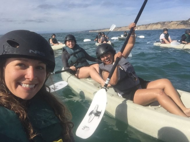 5 Days SUP and Yoga Retreat California