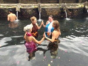 8 Tage Spiritueller Abenteuer und Yoga Urlaub auf Bali