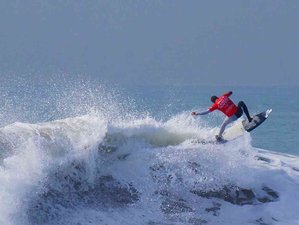 8 Days Surf Camp in Carcavelos e Parede, Cascais, Portugal