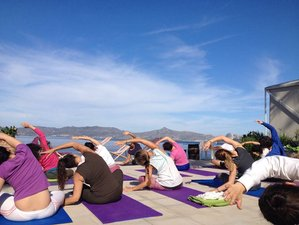 8 Days Jivamukti Yoga Retreat in Greece