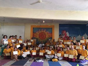 28 Days 200 hour Yoga Therapy Teacher Training in India