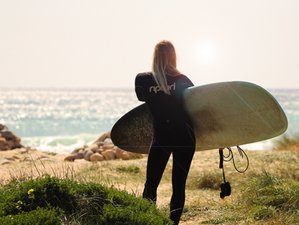 2 Days Private Surfcamp Algarve, Portugal
