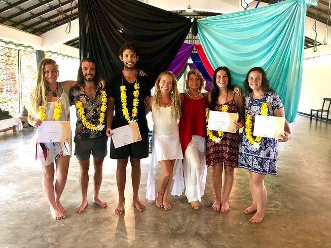 Online Yoga teacher trainings