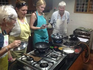 3 Day Curry Magic Cooking Holiday in Kerala