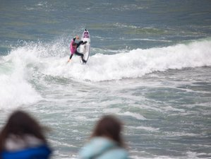 3 Days Exciting Surf Camp Ireland