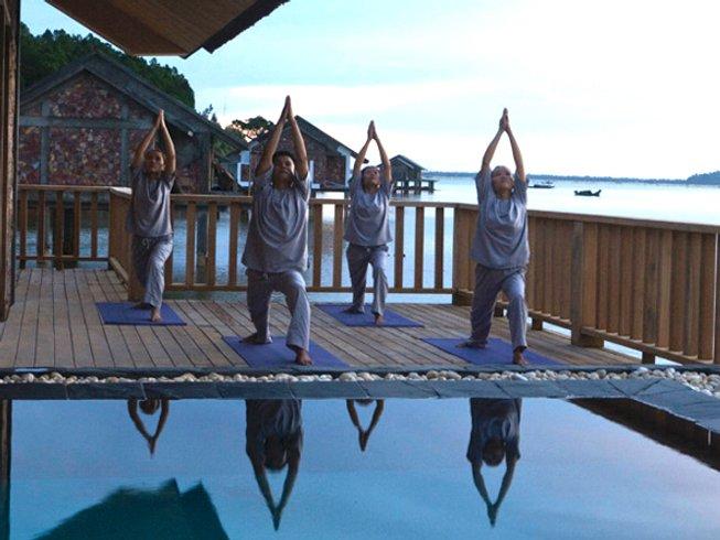 8 Days Indulgent Yoga Retreat in Vietnam