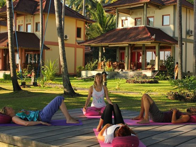 9 Days Tantric Holiday and Yoga Retreat in Bali