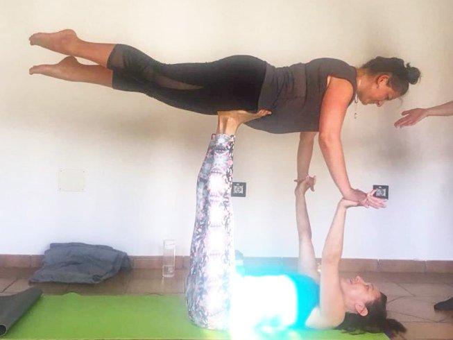 8 Tage Thai Massage Yoga Retreat auf den Kanarischen Inseln, Spanien