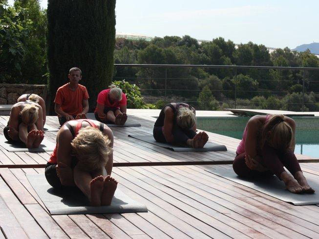 4 Days Yogic Lifestyle Yoga Retreat in Spain