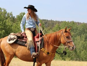 8 Day Ranch Vacation and Horse Riding in Chaffee County, Colorado