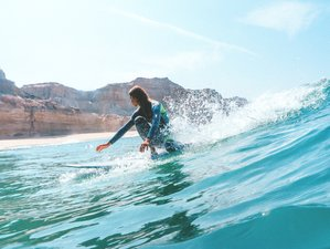 8 Days Guided Surf Camp Peniche, Portugal