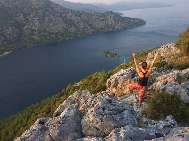 8 Days Yin and Yang Yoga Holiday in Turkey