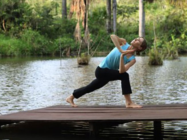 8-Daagse Amazon Detox en Yoga Retraite in Tarapoto, Peru