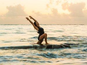 8 jours en stage de yoga et kite-surf en République Dominicaine