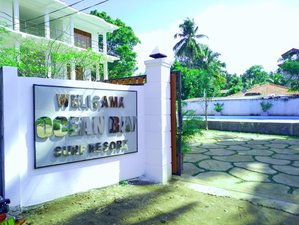 Ocean Bay Surf Resort in Weligama, Southern Province