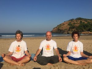 25 Day 200-Hour Multi Style Yoga Teacher Training in Gokarna