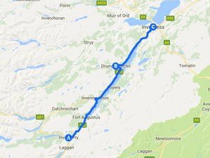 Three or 4 Day Lochs, Forts, Castles, and Great Glen Cycling Holiday in Scotland, UK