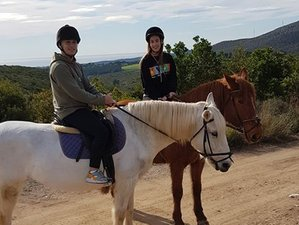 3 Day Horse Riding Holiday in Garraf National Park, Barcelona, Catalonia