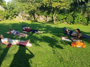 7 jours en stage de yoga, randonnée et jeûne accessible à tous à Alzon, Cévennes