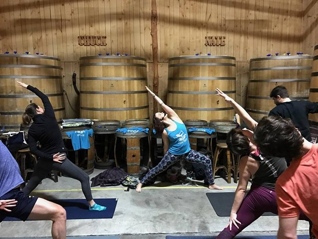 5 Days Brewery Tour and Yoga Retreat in Oregon, USA