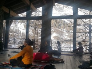 8 Day Nature Yoga Holiday in Aosta Valley, Italy
