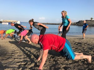 3 Week Weight Loss Program and HIIT Fitness Holiday in Santa Cruz de Tenerife, Canary Islands