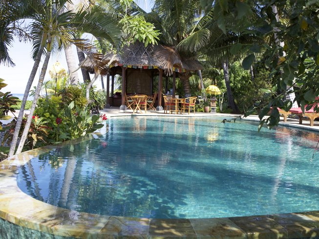 8 Days Prana Veda Yoga Retreat Bali