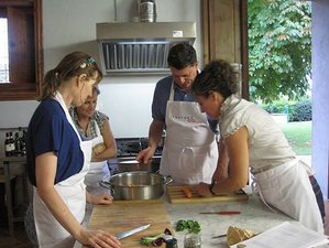8 Days Cookery Holiday in Tuscan Stone House, Italy