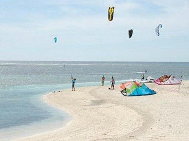8 Days Private Kite Surf Camp Philippines