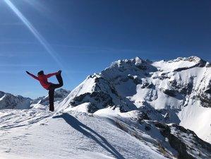 8 Tage Yoga und Schnee Urlaub in Schladming, Österreich
