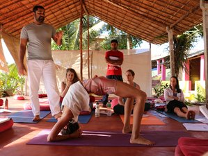 28 Days 200 Hr Yoga Teacher Training in Goa, India