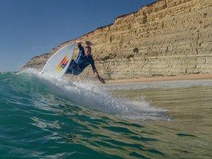 12 Days Fantastic Surf Camp in Lagos, Algarve, Portugal