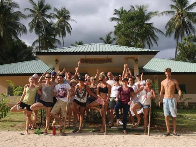 7 Days Christmas & New Year Yoga Retreat in Thailand