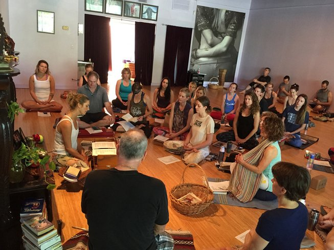 8 Days Transformational Yoga Retreat Tulum, Mexico
