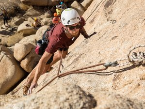 3 Day Co-Ed Climbing and Yoga Holiday in Alabama Hills, Lone Pine, California