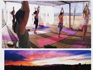 7 Day All-Inclusive Holistic Yoga Retreat near Granada, Andalusia