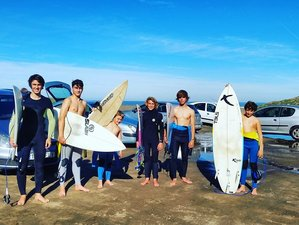 3 Days Surf Camp in Castrillón, Asturias, Spain
