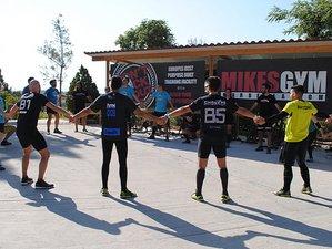 5 Day Mikes Gym Ultimate Camp Experience in La Cala de Mijas