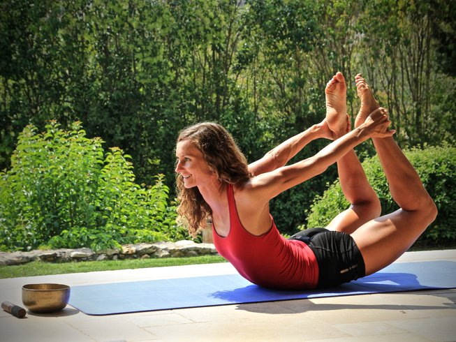 7 Tage Luxus Meditation und Yoga Urlaub in Grasse, Frankreich