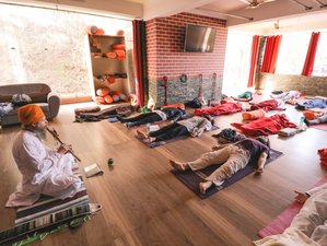 18 Day 200-Hours Holistic Healings and Therapy Based Yoga Teacher Training in Rishikesh