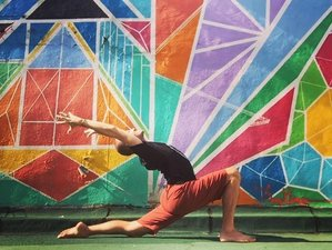 6 jours en stage de yoga au nouvel-an, Mexique