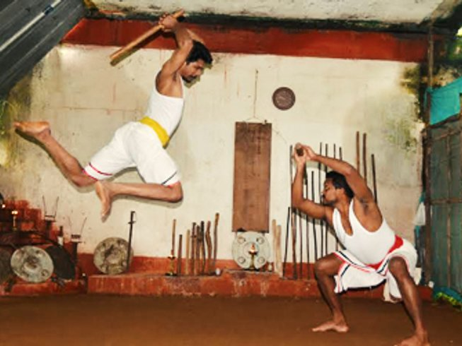 10 Days Yoga, Detox and Kalaripayattu Martial Art in Kerala